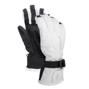 Grayne Flight Women's Insulated Ski And Snowboard Gloves with Touch Screen Tech