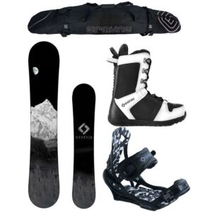 Build Your Own Snowboard Package