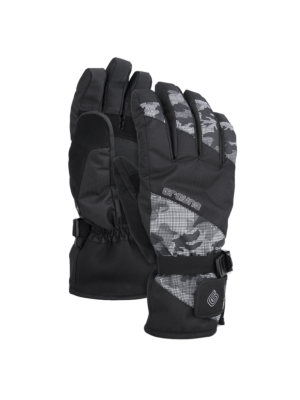 Grayne Canyon Men's Insulated Ski And Snowboard Gloves with Touch Screen Tech