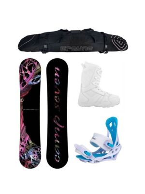 Special Featherlite and Lux Women's Snowboard Package
